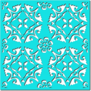 ornate lattice