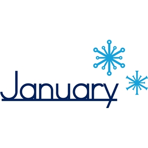January_calendar title