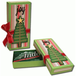 3d joy tree candy box