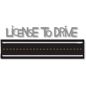 'license to drive' road