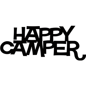 'happy camper' phrase