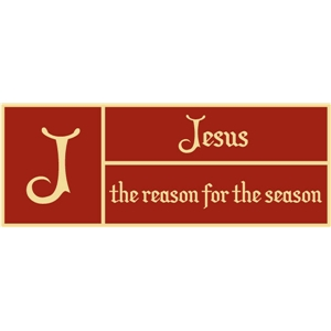 j is for jesus pc