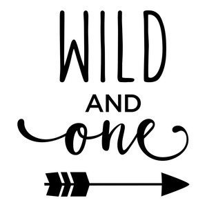 wild and one phrase