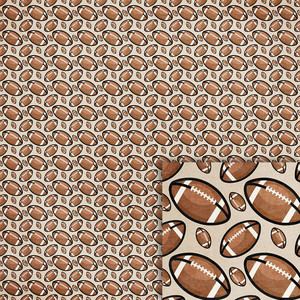 footballs background paper