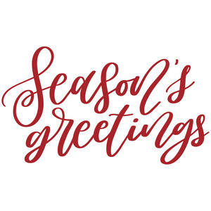 seasons greetings script
