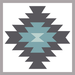 aztec diamond barn quilt