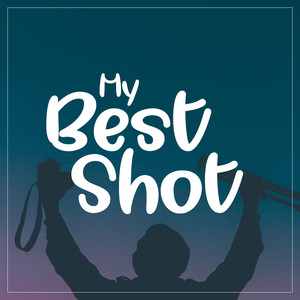 my best shot font