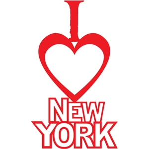 i heart new york phrase