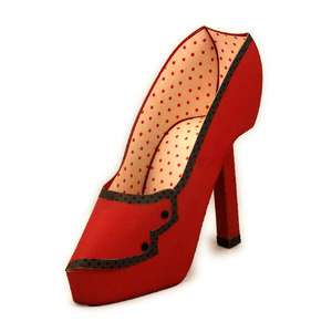 stiletto 3d shoe wrap toe
