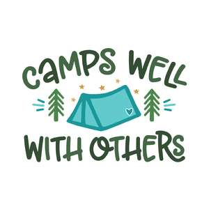 camps well with others