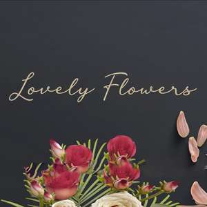 lovely flowers