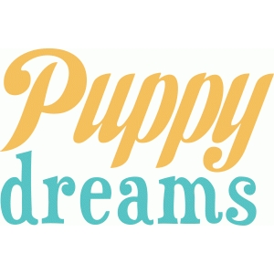 imaginisce puppy dreams