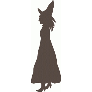 witch silhouette