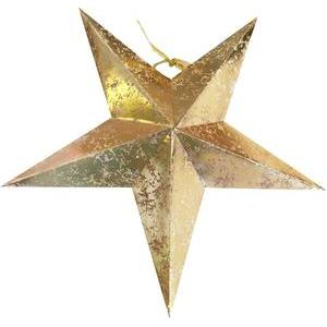 3d star shape lantern