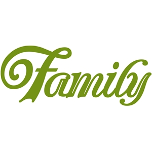 'family' word phrase