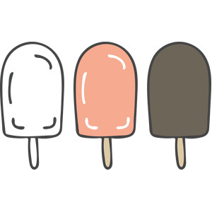 single popsicles