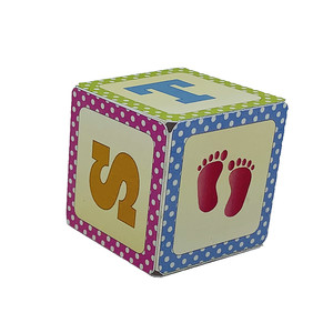 alphabet block box p q r s t
