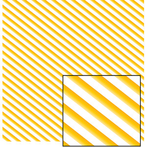 gold strip pattern