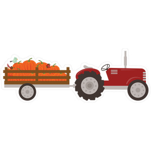 fall tractor