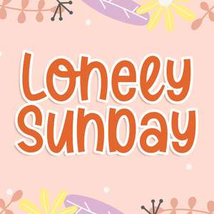 lonely sunday