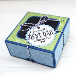 cookie box father's day