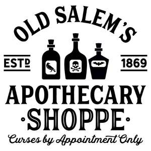 old salem's apothecary shoppe