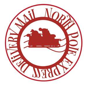 delivery mail north pole express
