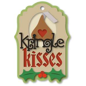 kringle kisses tag