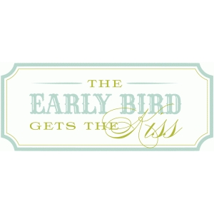 dear lizzy - early bird