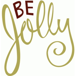 be jolly phrase