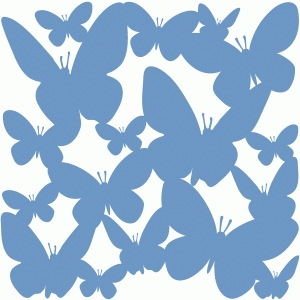 butterfly page mat