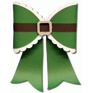 3d elf suit bow