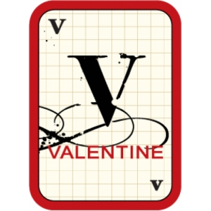 flashcard: valentine
