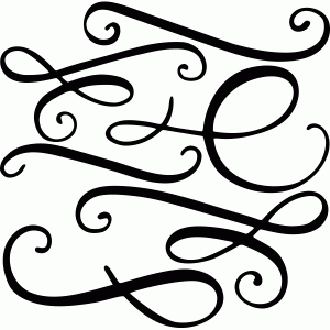 lovely flourishes