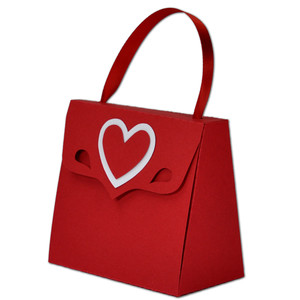 heart treat purse