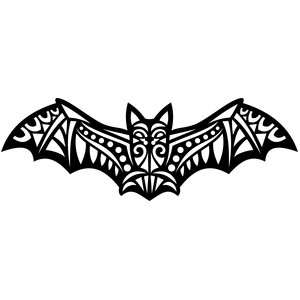 tribal bat