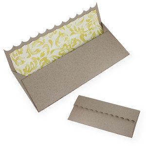 #10 stamp business sized envelope