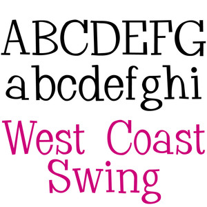 zp west coast swing