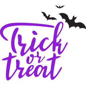 trick or treat quote