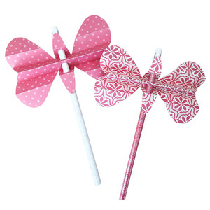 butterfly pencil topper