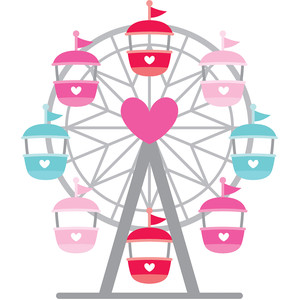 ferris wheel - french kiss