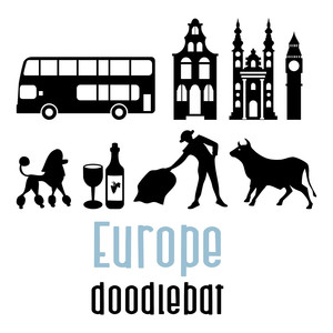 europe doodlebat