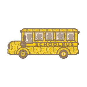 multi layer mandala school bus driver