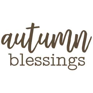 autumn blessings