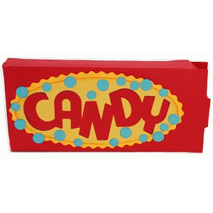 amanda mcgee 3d candy box