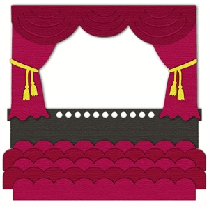 drama theater stage