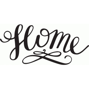 home calligraphy