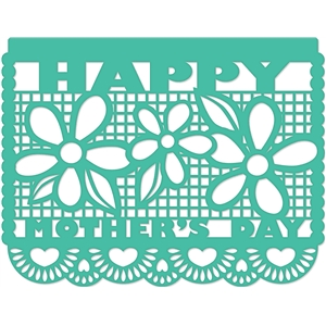 mother's day papel picado