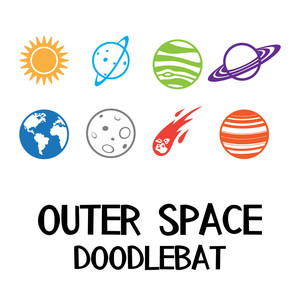 outer space doodlebat