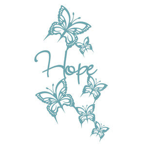 hope butterflies